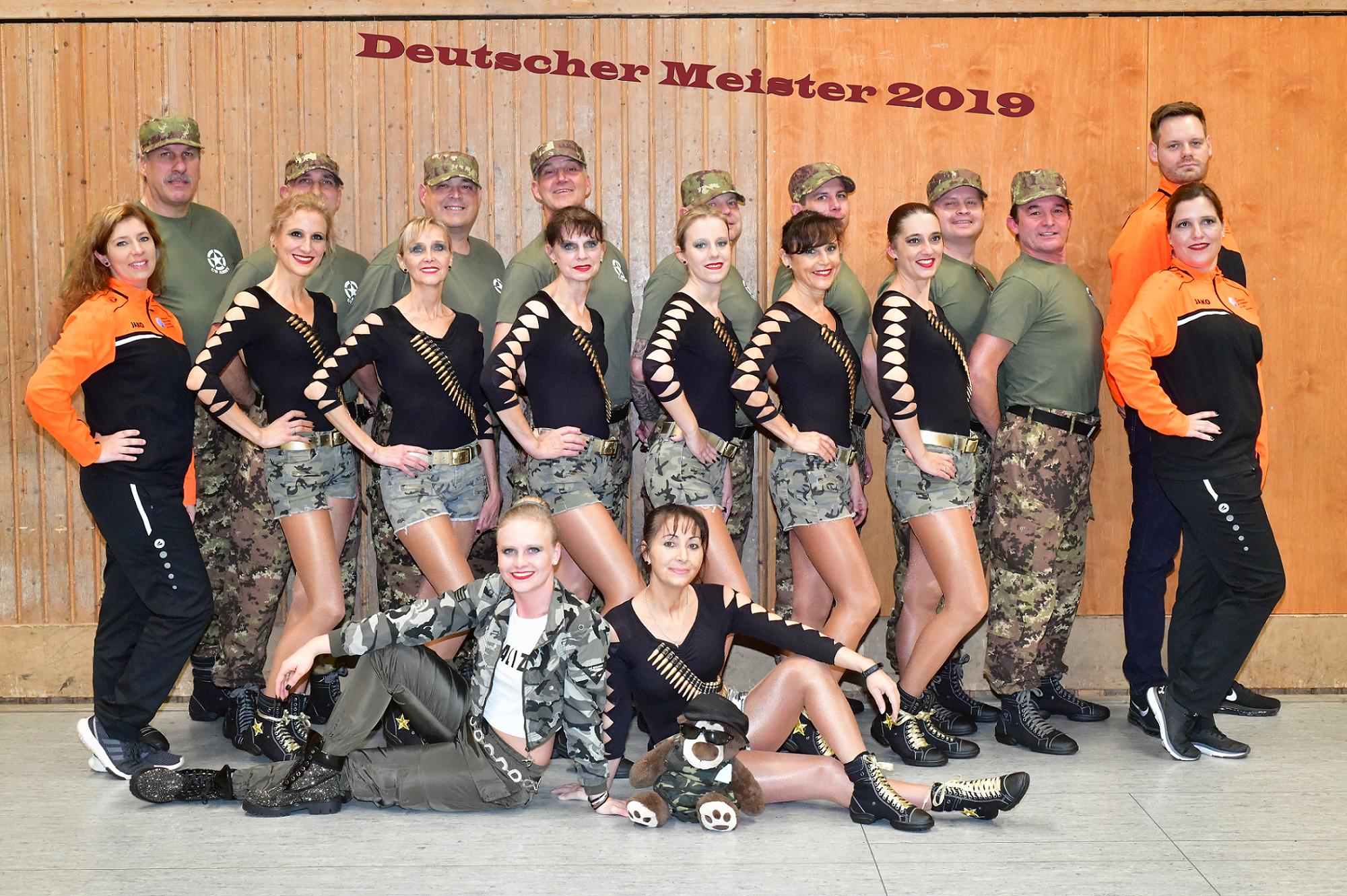 Deutscher Meister 2019